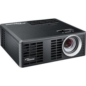 Optoma ML750e 3D Ready DLP Projector - 16:10 - 1280 x 800 - 720i - 20000 Hour Normal ModeWXGA - 15,000:1 - 700 lm - HDMI -