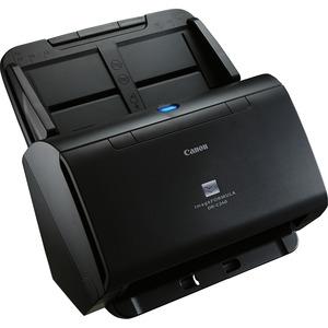Canon imageFORMULA DR-C240 Sheetfed Scanner - 600 dpi Optical - 24-bit Color - 8-bit Grayscale - 45 ppm (Mono) - 30 ppm (C