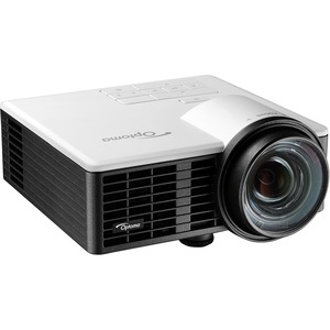 Optoma ML750ST Short Throw LED Projector - 1280 x 800 - Front - 720p - 20000 Hour Normal ModeWXGA - 20,000:1 - 700 lm - HD