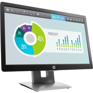 "HP Business E202 20"" HD+ LED LCD Monitor - 16:9 - 20"" Class - 1600 x 900 - 16.7 Million Colors - 250 Nit - 7 ms - HDMI - V"