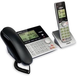CORDED/CORDLESS PHONE CALLER ID DIGITAL ANSWERING MACHINE