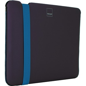 """Acme Made Skinny Carrying Case (Sleeve) for 11"""" MacBook Air - Blue, Purple - Scratch Resistant, Stain Resistant, Water Res"""