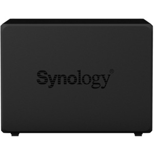 Synology Powerful 4-bay NAS for Home and Office Users - Realtek Quad-core (4 Core) 1.40 GHz - 4 x HDD Supported - 40 TB Su