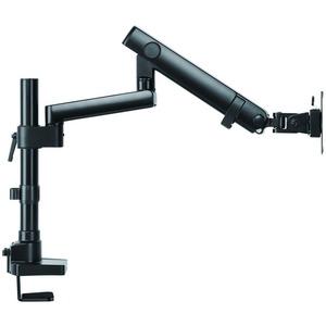 V7 DMPRO2TA-3E Tischhalterung für Monitor - Mattschwarz - 1 Unterstützte(r) Display(s)Bildschirmgröße: 81,3 cm (32 Zoll) -