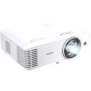 Acer S1386WHN 3D Ready DLP-Projektor - 16:10 - 1280 x 800 Piel - 20,000:1 Kontrastverhältnis - 3600 lm Helligkeit - Vorder