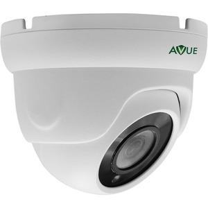 Avue AV775IR 2 Megapixel HD Surveillance Camera - Color - Turret - 100 ft - 1920 x 1080 Fixed Lens - CMOS IN 1 HD-TVI/CVI/