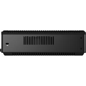 Desktop Computer Zotac ZBOX PRO QK7P3000 - Intel Core i7 7th Gen i7-7700T 2,90 GHz Prozessor DDR4L SDRAM - Mini-PC - NVIDI
