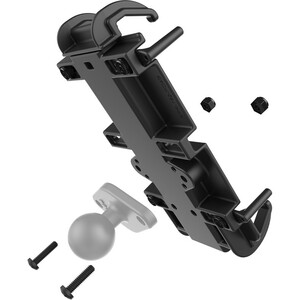 RAM Mounts Quick-Grip Mounting Adapter for Smartphone, GPS, Wireless Speaker FOR LARGER DEVICES