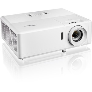 Optoma ZH403 3D Ready DLP Projector - 16:9 - 1920 x 1080 - Front - 20000 Hour Normal ModeFull HD - 100,000:1 - 4000 lm - H