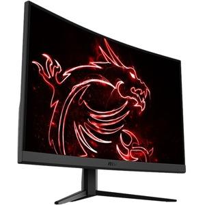 "MSI Optix G32C4 31.5"" Full HD Curved Screen LED Gaming LCD Monitor - 16:9 - 32"" Class - Vertical Alignment (VA) - 1920 x 1"