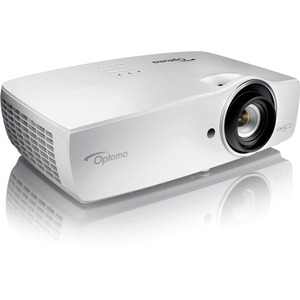 Optoma EH470 3D Ready DLP Projector - 16:9 - 1920 x 1080 - Front - 1080p - 2500 Hour Normal Mode - 3500 Hour Economy Mode