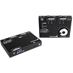 StarTech.com Long Range VGA over Cat5 Video Extender 300m / 950 ft - 1920x1080 - 1 x 2, 2 - 300m