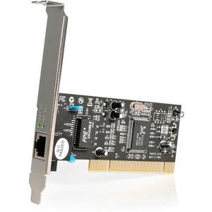 StarTech.com PCI Gigabit Ethernet Netzwerkkarte - 10 / 100 / 1000 Mbit/s - 32 bit Netzwerkadapter - PCI - 1024 MB/s Datenü