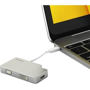 StarTech.com AV-Adapter - 1 Paket - 1 x Mini DisplayPort Stecker Audio/Video digital - 1 x HDMI Buchse Digitaler Audio-/Vi