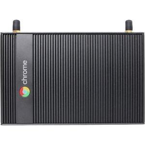 AOpen Chromebox Mini Digital Signage Appliance - Cortex A17 1.80 GHz - 4 GB - HDMI - USB - Wireless LAN - Bluetooth - Ethe