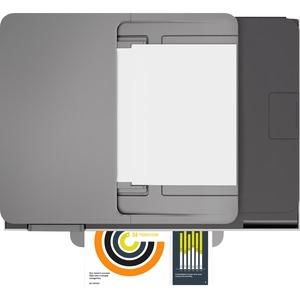 HP Officejet Pro 8025 Wireless Inkjet Multifunction Printer - Color - Copier/Fax/Printer/Scanner - 4800 x 1200 dpi Print -