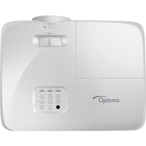 Optoma HD39HDR 3D Ready DLP Projector - 16:9 - 1920 x 1080 - Front, Ceiling, Rear - 1080p - 4000 Hour Normal Mode - 10000
