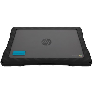 Gumdrop DropTech for HP Chromebook 11 G7 EE - For HP Chromebook - Black - Shock Resistant, Drop Resistant - Thermoplastic
