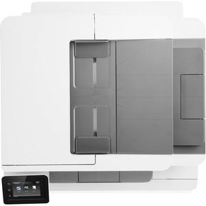 HP LaserJet Pro M283fdw Kabellos - Laser-Multifunktionsdrucker - Farbe - Kopierer/Fax/Drucker/Scanner - 21 Seiten/Min. Mon