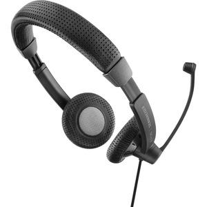 EPOS | SENNHEISER IMPACT SC 75 USB MS Headset - Stereo - Mini-phone (3.5mm), USB Type A - Wired - On-ear - Binaural - Nois