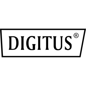 Digitus 1HE Fachboden festeinbau f. Schr. ab 400 mm Tiefe 45x483x250 mm, bis 15 kg, schwarz (RAL 9005). Produktfarbe: Schw