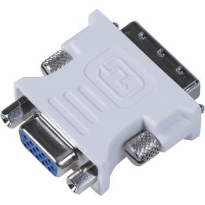 Matrox Videoadapter - 1 x DVI-I Stecker Video - 1 x HD-15 Buchse