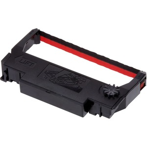 Epson C43S015376 Farbband - Rot, Schwarz - Nadeldruck - 1er Pack