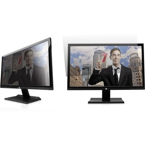 """V7 PS19.0WA2-2N Privacy Screen Filter Glossy - For 19"""" Widescreen LCD Monitor, Notebook - 16:10 - Scratch Resistant FRAMEL"""