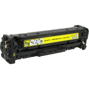 V7 Remanufactured Yellow Toner Cartridge for HP CC532A (HP 304A) - 2800 page yield - Laser - 2800 Page 2800 PAGE YIELD