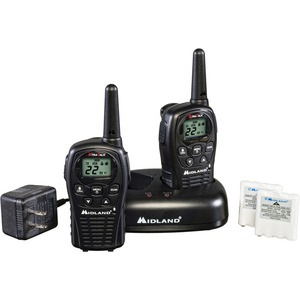 Midland LXT500VP3 Two-way Radio - 22 Radio Channels �?? 22