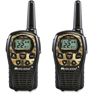 Midland LXT535VP3 24 mile 22Channel Radio