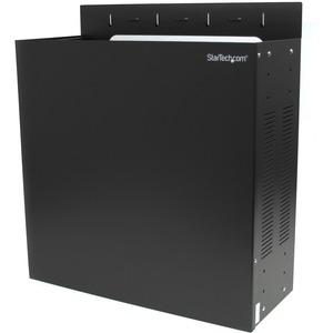 StarTech.com 4 HE 19 Zoll Stahl Server Rack zur horizontalen Wandmontage - 27,76 kg Maximale Gewichtskapazität