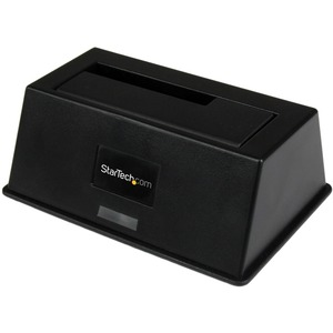 StarTech.com eSATA / USB 3.0 SATA III Festplatten / SSD Dockingstation mit UASP. Max. Speicherkapazität: 6 TB. Produktfarb