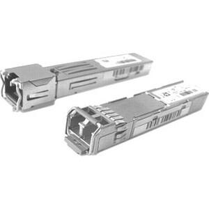 Cisco SFP (Mini-GBIC) - für Datenvernetzung - Verdrilltes DoppelkabelGigabit-Ethernet - 1000Base-T
