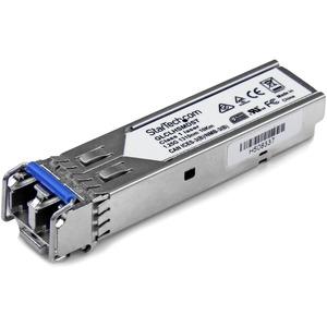 StarTech.com Cisco GLC-LH-SMD kompatibel SFP Transceiver Modul - 1000BASE-LX/LH - 10 km - für Optisches Netzwerk, Datenver