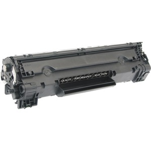 V7 V7CF283A Toner Cartridge - Alternative for HP - Black - Laser - 1500 1500 PAGE YIELD