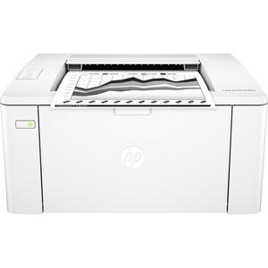 HP LaserJet Pro M102w Desktop Laser Printer - Monochrome - 35 ppm Mono - 600 x 600 dpi Print - Manual Duplex Print - 150 S