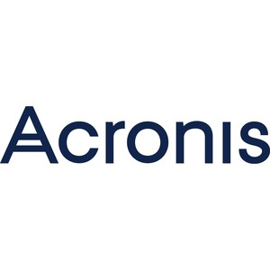 Acronis Backup Standard Server - Subscription License - 1 - 1 Year - PC