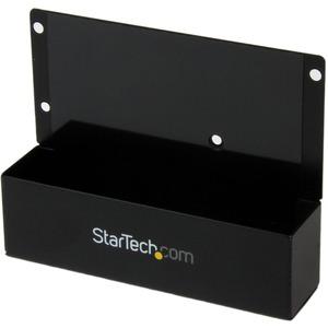"StarTech.com Laufwerksschachtadapter für 3.5"" - Serial ATA Host Interface Intern - Schwarz - 1 x HDD unterstützt - 1 x 2,5"