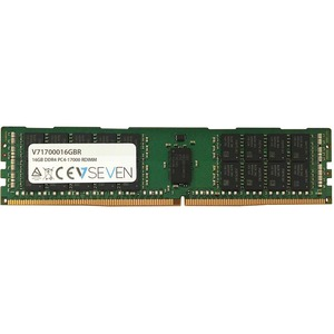 V7 RAM-Modul für Server - 16 GB - DDR4-2133/PC4-17000 DDR4 SDRAM - 2133 MHz - CL15 - ECC - Registriert - 288-Pin - DIMM -