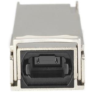 StarTech.com Cisco QSFP-40G-SR4 kompatibel - QSFP+ Transceiver Modul - 40GBASE-SR4-Glasfaser - für Datenvernetzung, Optisc