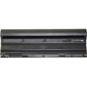 V7 Replacement Battery for Selected Dell Laptops - For Notebook - Battery Rechargeable - 10.8 V DC - 7800 mAh - Lithium Io