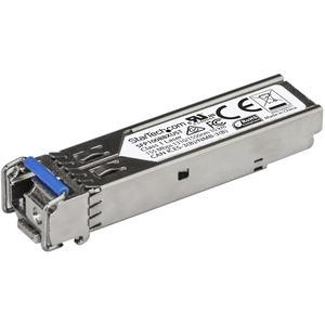 StarTech.com SFP Transceiver Modul 100BASE-BX Upstream - MSA konform - SM LC - 10 Km - für Optisches Netzwerk, Datenvernet