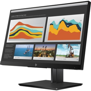 """HP Business Z22n G2 21.5"""" WUXGA LED LCD Monitor - 16:9 - Space Silver, Black Pearl - 1920 x 1200 - 16.7 Million Colors - 2"""