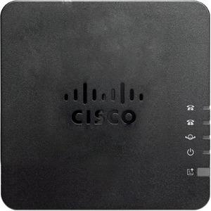 Cisco ATA 192 VoIP Gateway - 2 x RJ-45 - 2 x FXS - Fast Ethernet - Wall Mountable