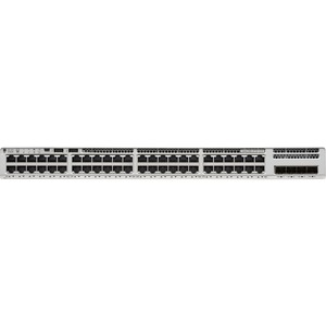 Cisco Catalyst 9200 C9200L-48P-4X Layer 3 Switch - 48 Ports - Manageable - 3 Layer Supported - Modular - Twisted Pair, Opt