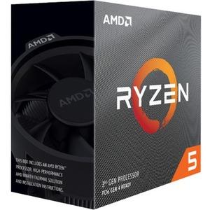 AMD Ryzen 5 3600 Hexa-Core 3,60 GHz Prozessor - Retail Paket - 32 MB L3 Cache - 3 MB L2 Cache - 64-Bit-Verarbeitung - 4,20