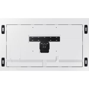 Samsung Wandhalterung für Interactive Display - Schwarz - Bildschirmgröße: 165,1 cm (65 Zoll) - 400 x 400 VESA-Standard