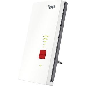 FRITZ! 2400 IEEE 802.11ac 2,34 Gbit/s Drahtloser Range-Extender - 2,40 GHz, 5 GHz - 1 x Netzwerk (RJ-45) - Gigabit-Etherne