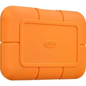 LaCie Rugged Tragbar Solid State-Laufwerk - Extern - 500 GB - PCI Express NVMe - Desktop-PC Unterstütztes Gerät - USB 3.1